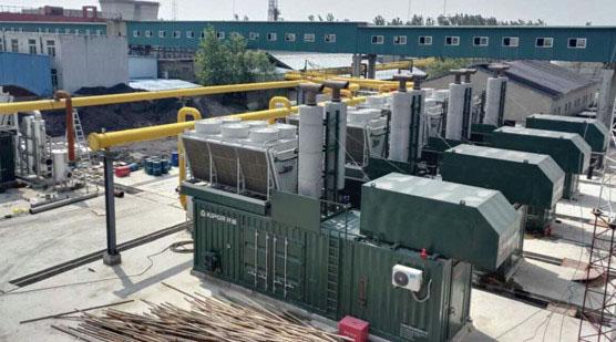 KIPOR Интеллектуальный Низкая концентрация газа генераторных установок