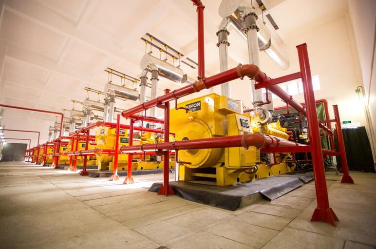 15 единиц генераторов Kipor-высокого напряжения прошли испытания в Синьцзян Qiya.